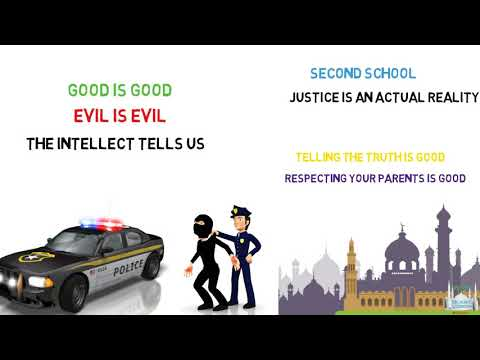 Adalah Lesson 2 - Good and Evil - English