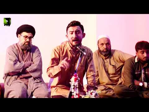 [ Jashan-e-Wiladat-e-Imam Reza (A.S) ] Manqabat : Br. Ahmed Nasri - Urdu
