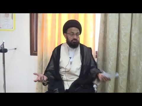 [Lecture] Topic: Falsafa e Ziyarat - فلسفہ زیارت   H.I Sadiq Raza Taqvi - Urdu