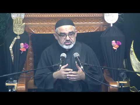 2nd Majlis Eve 2nd Muharram 1440/11.09.2018 Topic:Karbala say Zahoor tak Nusrat e Imam Ky Marahil H I Ali Murtaza Zaidi