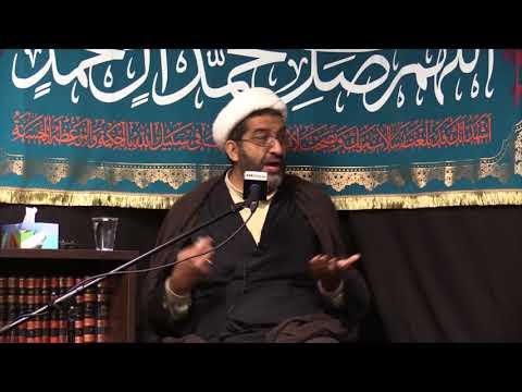 [1] Topic:Intro into Challenges Facing the Youth pt.1 | Sheikh Shafiq Hudda | English