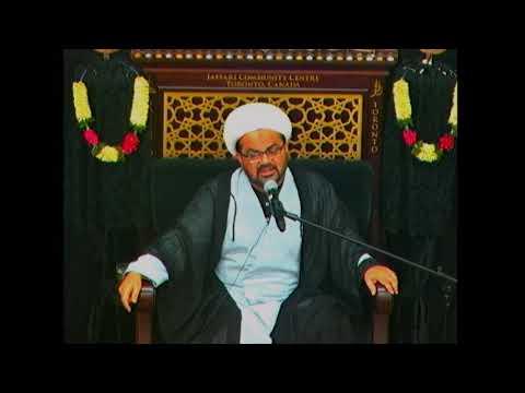 [05.Majlis]Topic: Khususiyat e Islam - Maulana Muhammad Raza Dawoodani Muhammam 1440 2018 Toronto Canada Urdu