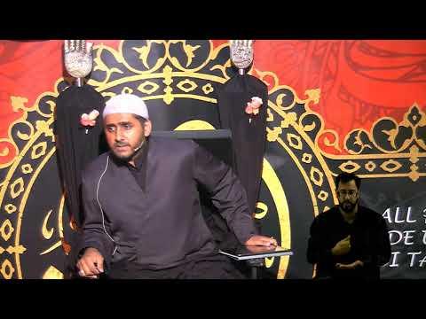 [3rd Muharram 1440] Topic: Faith And Community In A Changing World   Sheikh Murtaza Bachoo 12/09/2018  Stanmore UK Engli