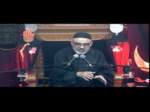 6th Majlis Muharram 1440/15.09.2018 Topic:Karbala say Zahoor tak Nusrat e Imam a.s ky Marahil H I Ali Murtaza Zaidi-Urdu