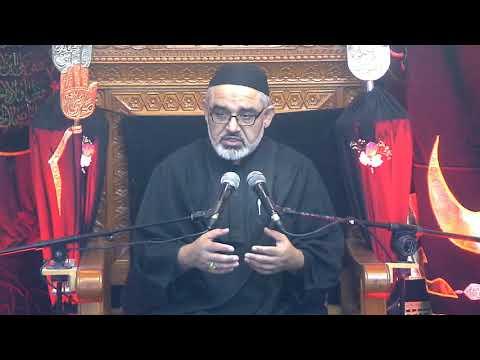 [ Eve 7th Muharram 1440] Topic:Karbala sy Zahoor tak Nusrat e Imam Ky Marahil  H.I Syed Murtaza Zaidi 16/09/2018 Urdu