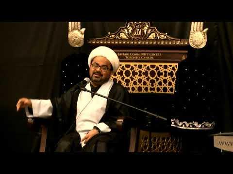 [08.Majlis] Topic: Khususiyat e Islam - Maulana Muhammad Raza Dawoodani  Muharram 1440 2018 Toronto Canada Urdu