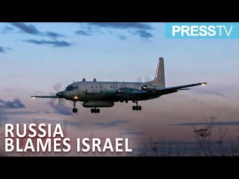 [18 September 2018] Russia blames Israel for downing of its plane in Syria - English