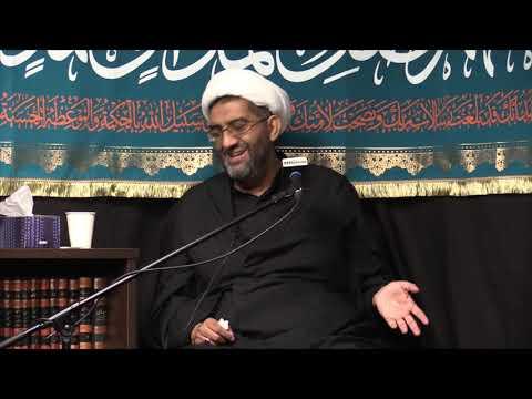 [7] Topic:Responsibilities of the Youth to the Holy Imam pt 2    Sheikh Shafiq Hudda   English