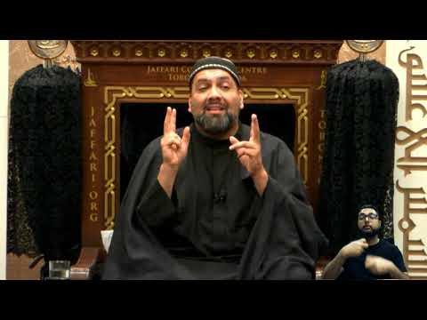 [09.Majlis] Topic: Illumination of The Inner Light - Syed Asad Jafri Muharram 1440 2018 Toronto Canada English