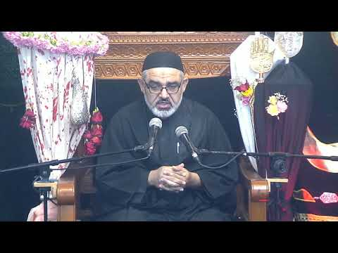 [Eve10th Muharram]Topic:Karbala sy Zahoor tak Nusrat e Imam Ky Marahil H.I Syed Ali Murtaza Zaidi 1440 19/09/2018 Urdu