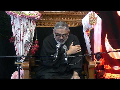 [10th Muharram 1440] Masaib Ashur Syed Ali Murtaza Zaidi 20/09/2018 Urdu