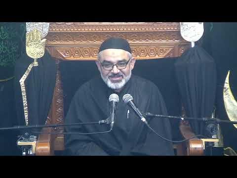 [Eve 12th Muharram]Topic:Karbala sy Zahoor tak Nusrat e Imam Ky Marahil H.I Syed Ali Murtaza Zaidi 1440 21/09/2018 Urdu