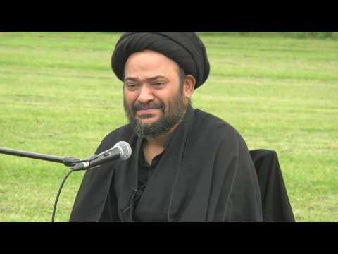 Speech by Moulana Hussain Sheerazi - Toronto Ashura Day Procession 2018 -Urdu