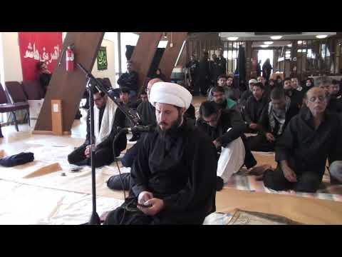 Ziarat-e-Ashura - Muharram 10th 1440 - H.I. Sheikh Hamza Sodagar - Zainab Center Seattle WA -Arabic