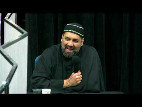 Digital Depression - Syed Asad Jafri Muharram 1440 2018 At JCC Toronto Canada -English