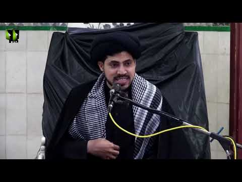 [02] Topic: Hussaini Tarz-e-Zindagi | Moulana Haider Ali Jafri | Muharram 1440 - Urdu