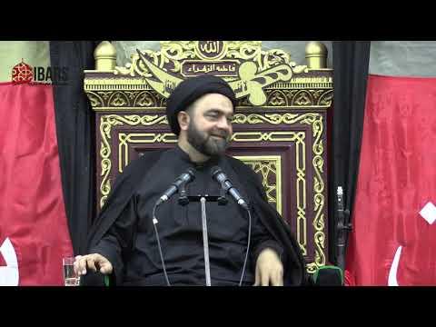 Majlis 16th Muharram 1440 Hijari 26th September 2018 Topic: عقیدہ و عمل By H I Syed Muhammed Ali Naqvi - Urdu