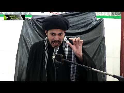 [08] Topic: Hussaini Tarz-e-Zindagi | Moulana Haider Ali Jafri | Muharram 1440 - Urdu