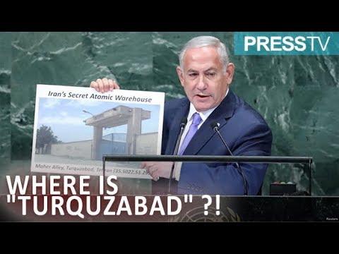 "[30 September 2018] Netanyahu's \""Turquzabad\"" comment ridiculed in social media - English"