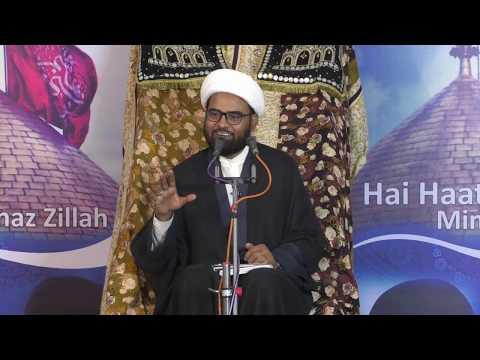 4th Majlis 4th Muharram 1440 Hijari 2018 Topic:Izzat e Hussaini - Ummat ki Nijaat kaa Zariya By H I Akhtar Abbas Jaun-Ur