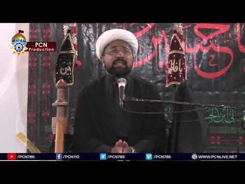 5th Majlis 29th Muharram 1440 Hijari 10th October 2018 Topic: Dour e Ghaibat mein Eiman ki Hifazat By H I Muhammad Irfan