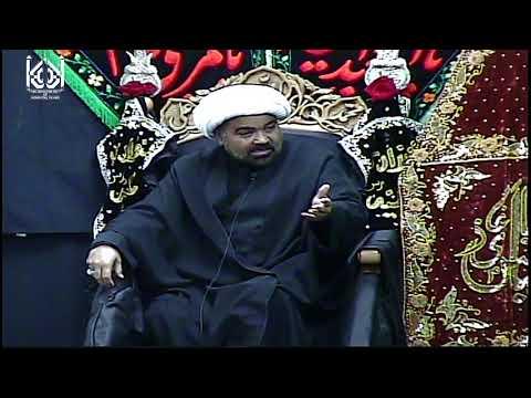 [01]  Maulana Qaisar Abbas - October 5, 2018 - Muharram 1440 AH IEC Houston USA-Urdu