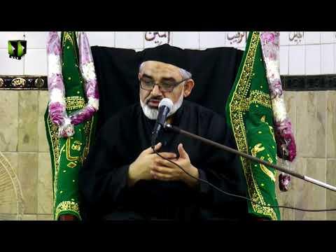 [7] Topic: معاشرے کے رسم و رواج اور نصرتِ امامِ زمانہؑ   H.I Ali Murtaza Zaidi - Urdu