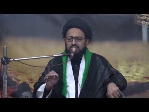 [Majlis] Topic: اسوہ حسنہ ، رسول اکرمؐ و امام حسنؑ   H.I Sadiq Raza Taqvi - Urdu