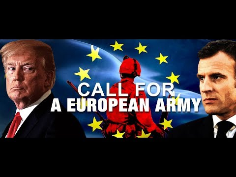 [11 November 2018]  The Debate - Call for a European Army - English