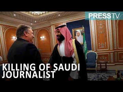 [12 November 2018] U.S. to hold all involved in Khashoggi\'s murder accountable - English