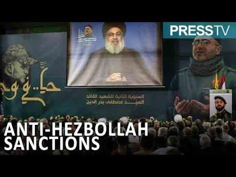 [14 November 2018] U.S. blacklists five individuals linked to Hezbollah - English