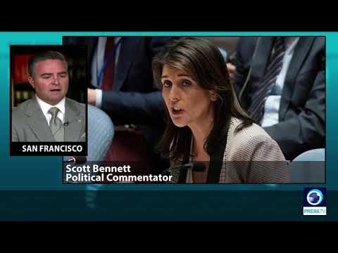 [9 December 2018] UN rejection of US resolution on Hamas shows major break from US policies: Analyst - English