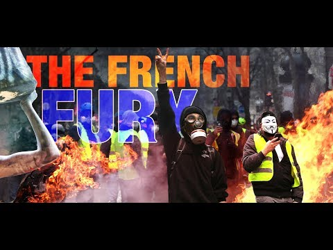 [9 December 2018] The Debate - The French Fury - English