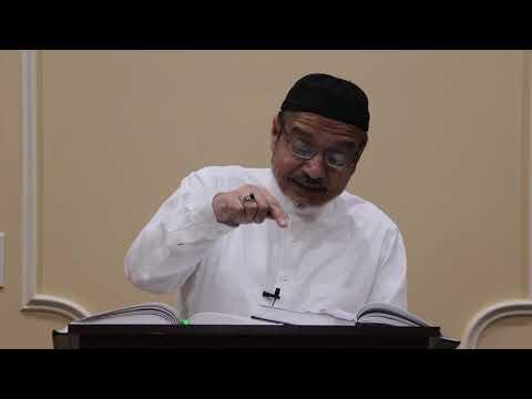 [03] - Tafseer Surah Kahaf - Tafseer ul Meezan - English