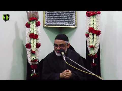 [Majlis 2] Ayam e Fatimia(s.a)   H.I Ali Murtaza Zaidi - Urdu