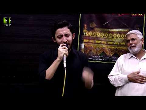 [Live Noha] BiBi.Fatima   Br.Ahmed Nasri - Urdu