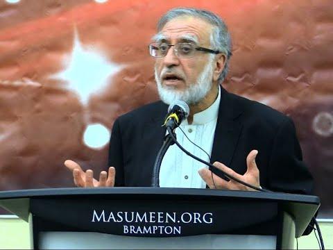 Imam Zafar Bangash - 40th Anniversary of Islamic Revolution (Toronto) 10Feb,2019- English
