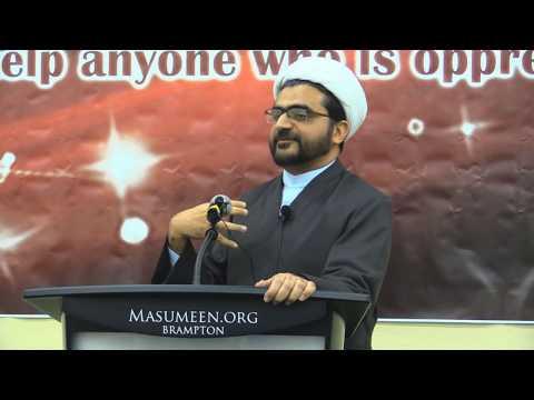 Moulana Muhammad Hasnain - 40th Anniversary of Islamic Revolution (Toronto) 10FEB2019-English