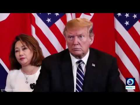 [7 March 2019] After Trump\'s N Korea summit failure, US threatens Pyongyang - English