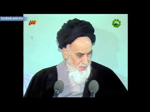 سخنرانی امام خمینی دربارہ ی جنگ | Farsi