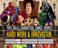 Toys, Dolls, Characters, Games, Sports | Hard Work & Innovation | Farsi Sub English