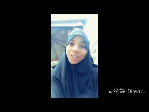 Why I Choose to Wear Hijab - English
