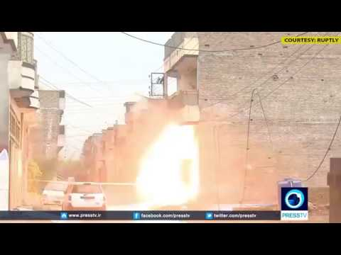 [17 April 2019] 5 suspects & 1 police dead during anti militant OP in Pakistan - English