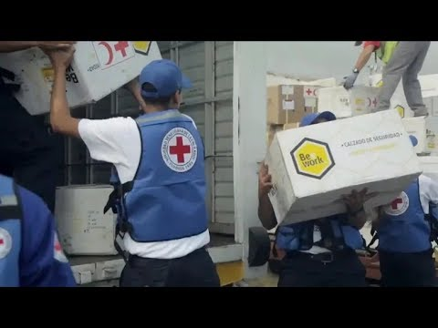 [17 April 2019] Red Cross delivers humanitarian assistance to Venezuela - English