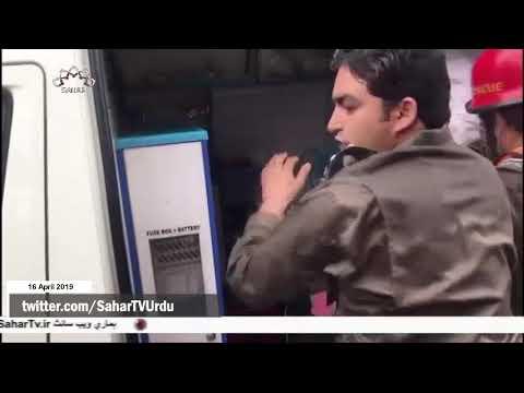 [16Apr2019] پشاور میں دہشت گردوں کے خلاف آپریشن  ے- Urdu