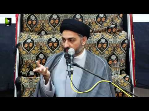 [4] Topic: Muntazir Say Muntazar Tak Ka Safar | Moulana Nusrat Bukhari - Urdu