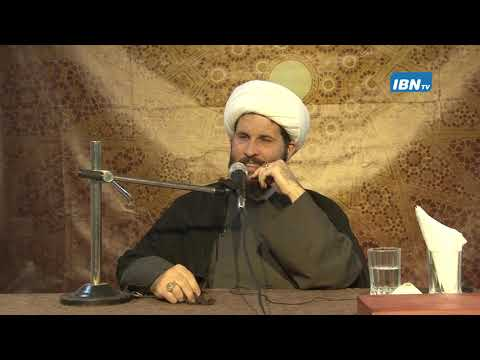 01   Session   Shk Hamza Sodagar   The Justice of Allah SWT - English