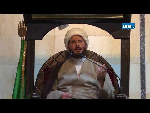 Meraj & Day of Bi\'that   1439   Shk Hamza Sodaghar - English