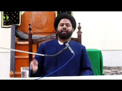 [Lecture 2] Topic: عصرِ حاضر کے انحرافات   Moulana Ali Afzaal Rizvi   Mah-e-Ramzaan 1440 - Urdu