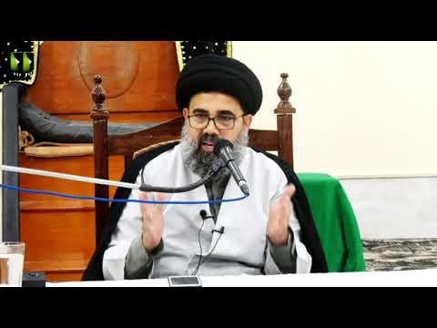 [Lecture 1] Topic: صلح امام حسن ؑ ، قیام عاشورا کا مقدمہ   H.I Ahmed Iqbal Rizvi - Urdu